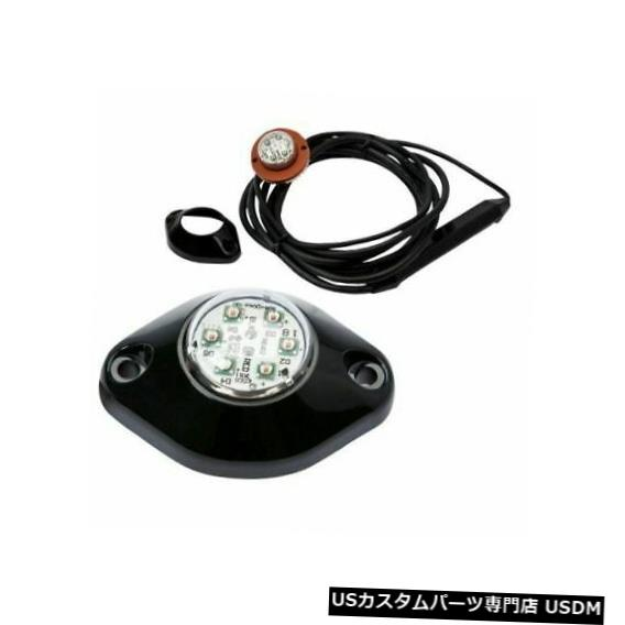 ヘッドライト ECCO 9014A方向警告LEDライトヘッドライト/表面取り付けオレンジ ECCO 9014A Directional Warning LED Light Headlight/Surface Mount Amber NEW