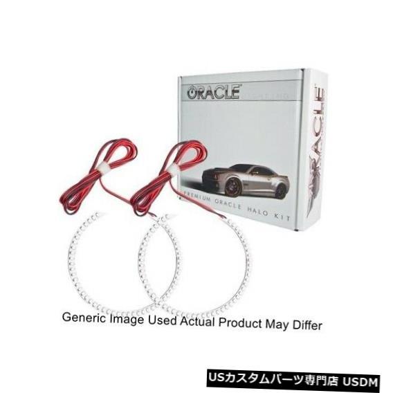 注目ブランド ヘッドライト Oracle Lights 2437-004 LEDヘッドライトHaloキットグリーン(2007-2008日産マキシマ用) Oracle Lights 2437-004 LED Head Light Halo Kit Green for 2007-2008 Nissan Maxima, ハサママチ 789814d4
