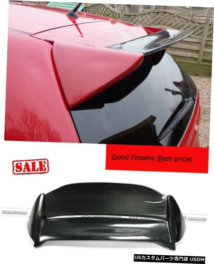 <title>車用品 バイク用品 >> パーツ 外装 エアロパーツ その他 ホンダシビック02-05 蔵 EP3マグスタイルFRP +カーボンハッチバックルーフスポイラーUSDM一部について For Honda 02-05 Civic EP3 Mug-Style FRP+Carbon Hatchback Roof Spoiler USDM Part</title>