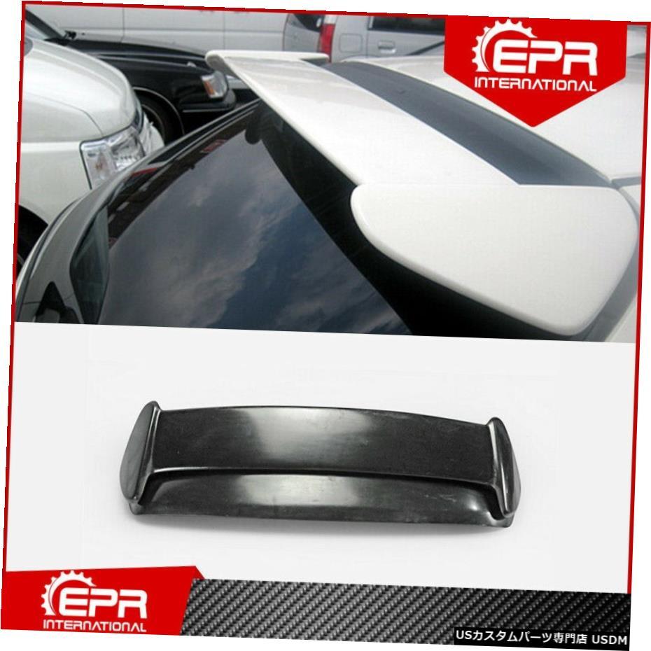 正式的 エアロパーツ ホンダシビックEK Honda TY-R FRP未塗装リアルーフスポイラーウイングリップBodyKitsトリムのために For Honda Civic BodyKits EK Rear Ty-R FRP Unpainted Rear Roof Spoiler Wing Lip BodyKits Trim, アヤウタチョウ:d47bab98 --- borikvino.sk