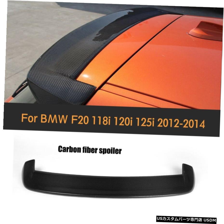 2021新発 エアロパーツ BMW F20 120i Spoiler 116I 120I M135i F20 M140i用カーボンリアルーフスポイラーウィンドウウイングリップ12-14 Carbon Rear Roof Window Spoiler Wing Lip for BMW F20 116i 120i M135i M140i 12-14, ボディメーカー:7d771c7b --- thegirlleadproject.org