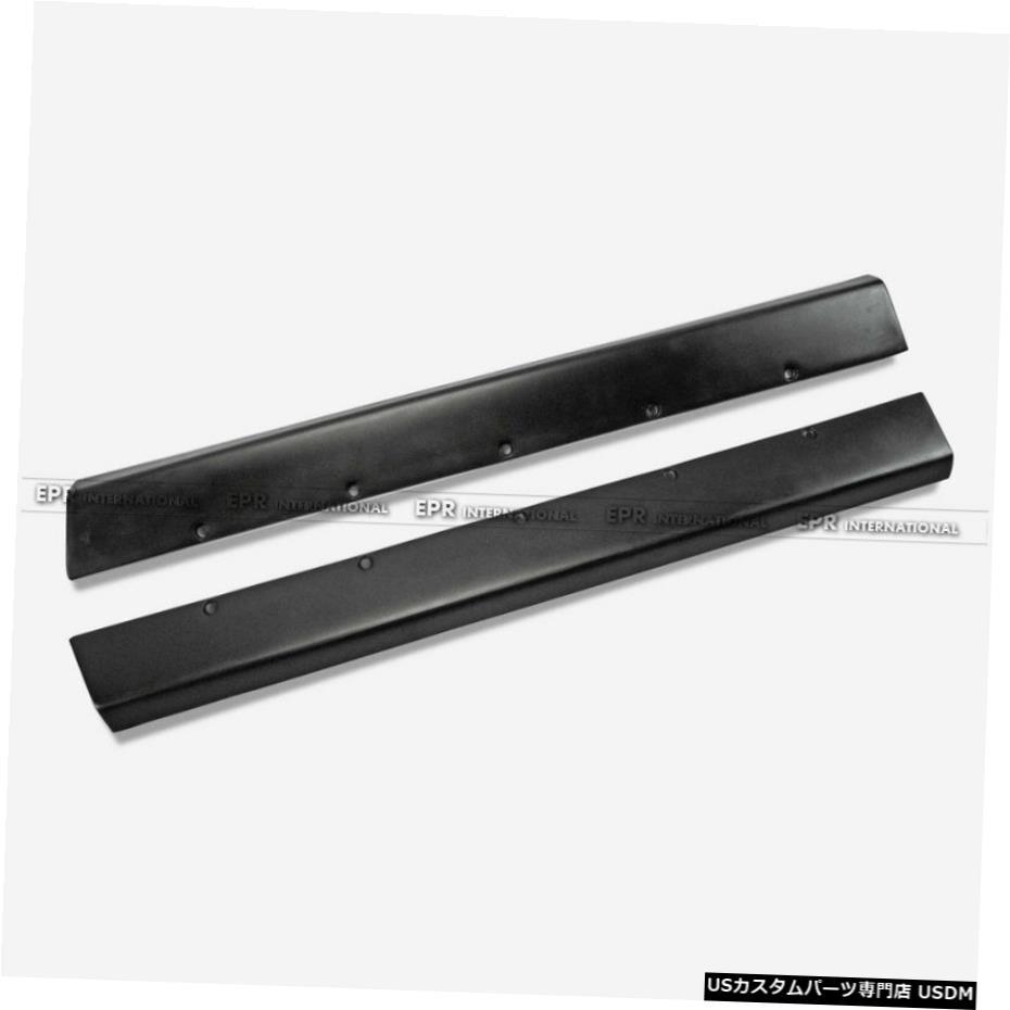 【 開梱 設置?無料 】 エアロパーツ 新しい2個のサイドスカートBMW E30 RBスタイルFRPキット(M3のみ)拡張 New 2pcs only) Side Skirt Style (M3 FRP only) Extension For BMW E30 RB Style FRP Kit, スミヨシク:1b1350fe --- killstress.org