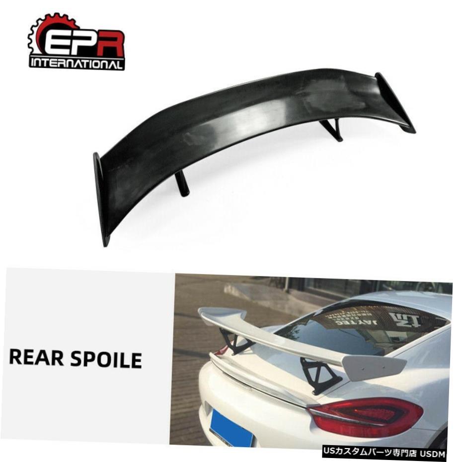 100%正規品 エアロパーツ FRP未塗装GT - GT--4 4スタイルGTリアトランクスポイラーのためにポルシェケイマン981.1ウイングス FRP Unpainted GT Trunk GT--4 Style GT Rear Trunk Spoiler For Porsche Cayman 981.1 Wings, 自然堂本舗:1ea97f2f --- kventurepartners.sakura.ne.jp