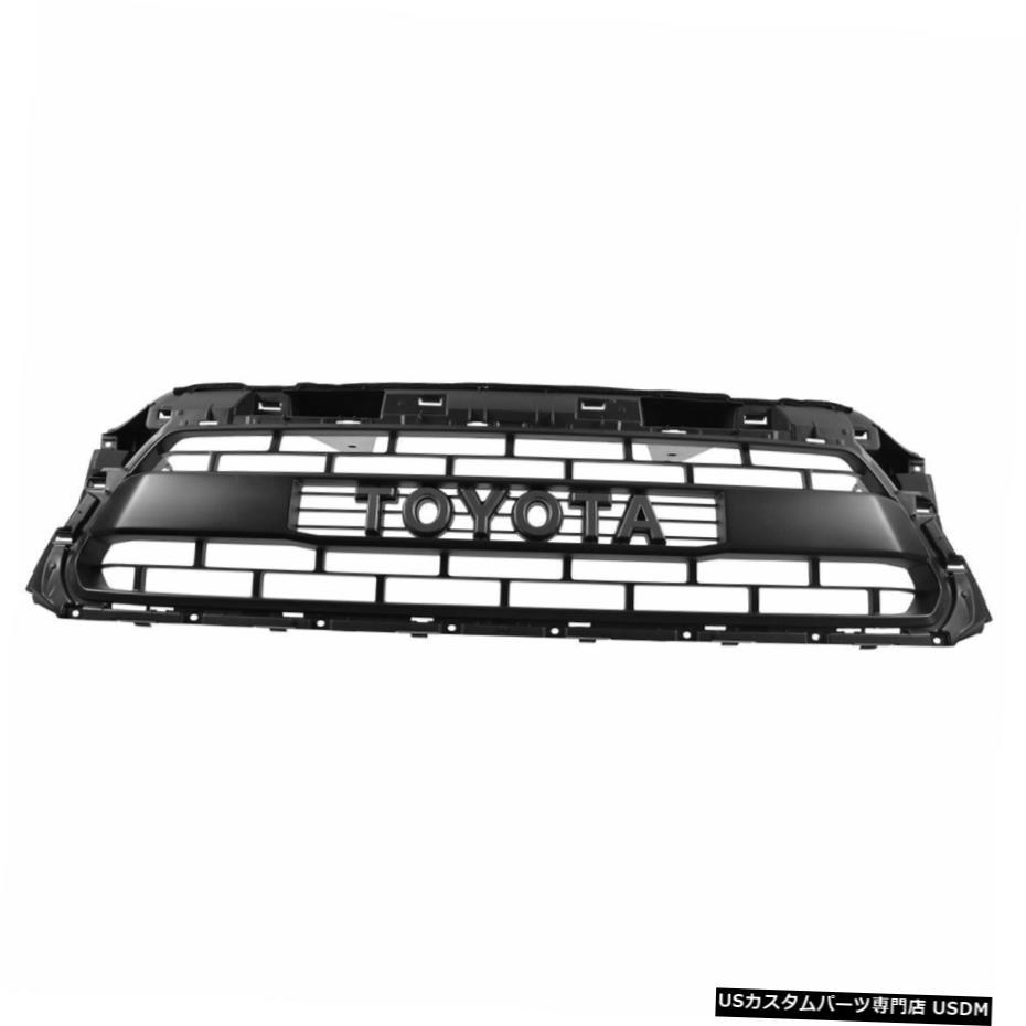 【年中無休】 グリル OEMグリルフラットブラックTRDは12-15トヨタタコマのためのエンブレムとPRO OEM Grille Flat Black TRD Grille TRD Pro with for Emblem for 12-15 Toyota Tacoma, SWANS STORE スワンズ公式ショップ:7e8c50bc --- marketplace.socialpolis.io