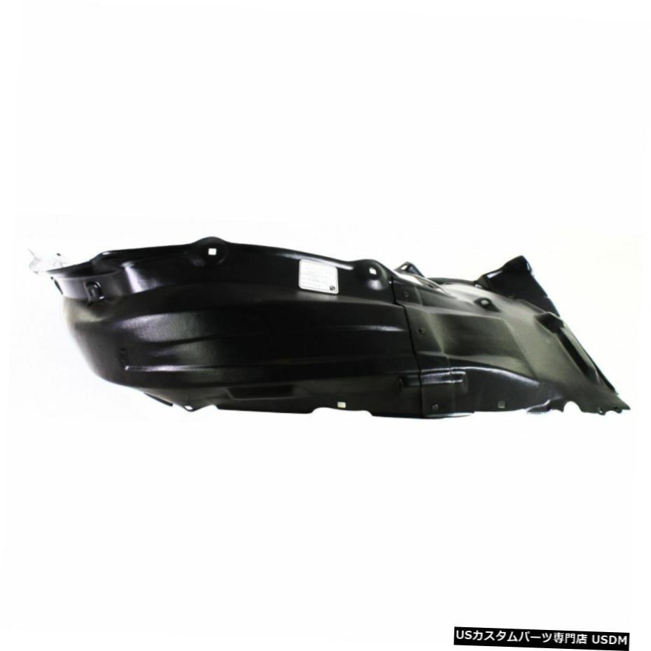 格安販売の グリル 新しいスプラッシュシールドフェンダーライナー - トヨタタンドラのフロント、助手席右側、 New Splash Shield Fender Liner - Front, Passenger Right Side, For Toyota Tundra, フロアマット専門 MAT THE CLASS 991ab2eb