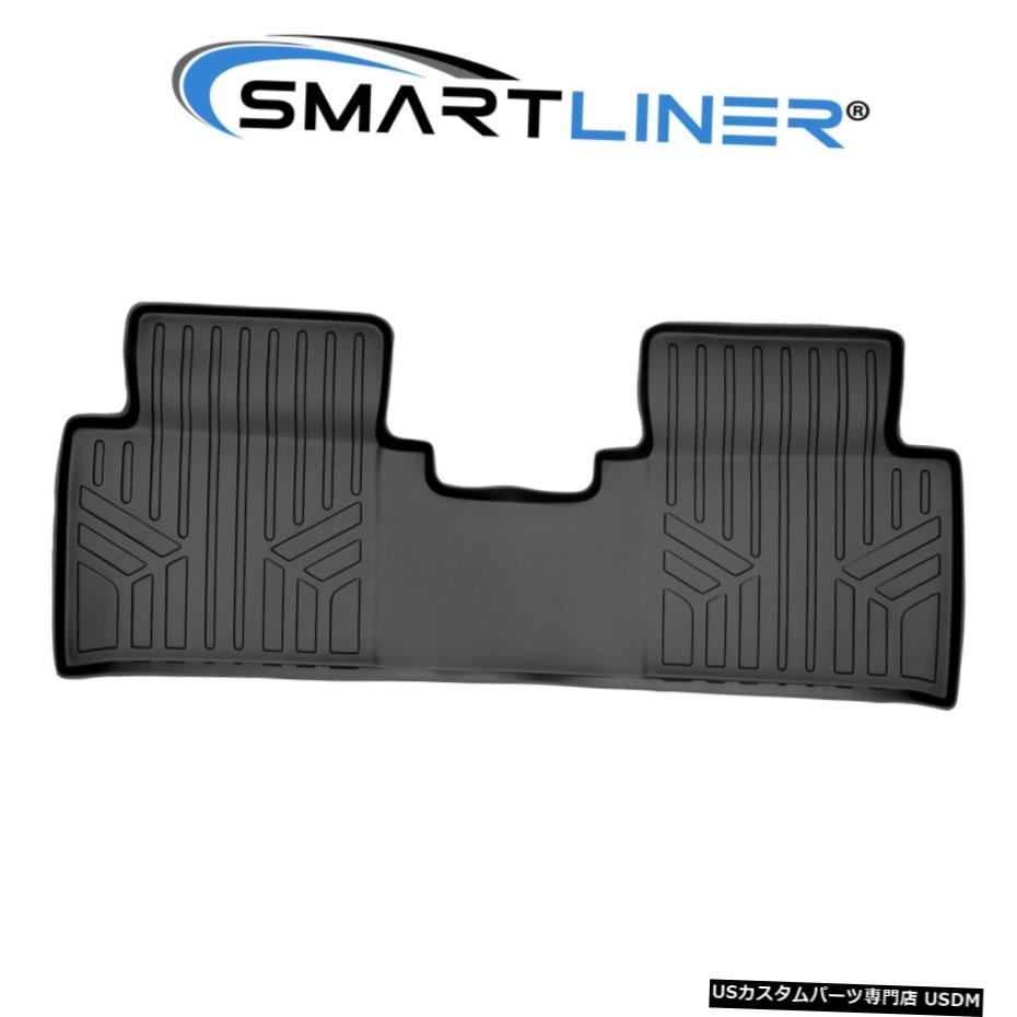 (訳ありセール 格安) Floor Mat カスタムフィットフロアマットライナー2列目SMARTLINERブラック2016-2020ビュイックエンビジョン Custom Fit Floor Mat Liner 2nd Row SMARTLINER Black for 2016-2020 Buick Envision, UPPER GATE f278dab6