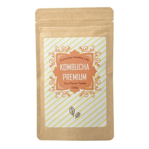 正規品 あなたのdietを応援いたします コンブチャプレミアム ダイエット茶 ダイエットティー 発酵飲料 爆安 粉末タイプ メール便対応 アイス ホット 昆布茶ではありません PREMIUM セール 特集 ストレートティー味 KOMBUCHA