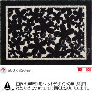 デザインマット/花びら(600×850mm)フチなし【受注生産:約8日/平日の日数】