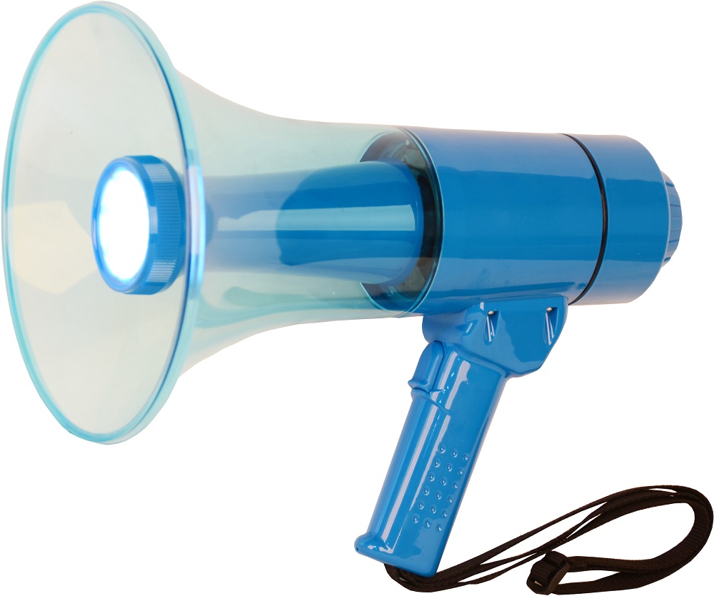 拡声器 25W 拡声器 高輝度LEDライト付き 防滴中型メガホン STM-25L STM-25L サイレン音も サイレン音も, ハナマキシ:28ce7f2b --- knbufm.com
