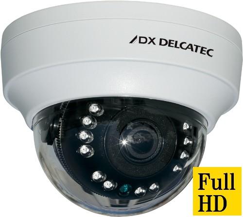 DXデルカテック フルHDドーム型防犯カメラ SMS20CD1