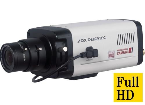 DXデルカテック フルHD 防犯カメラ DSC10S1