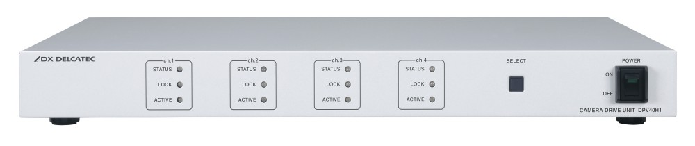 DXデルカテック 4カメラドライブユニット DPV40H1