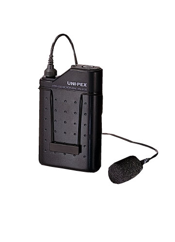 ユニペックス 800MHz帯 ワイヤレスマイク WM-8130A