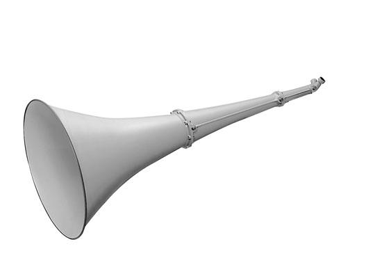 ユニペックス セパレートストレートホーン H-760LW (ユニット2個用)
