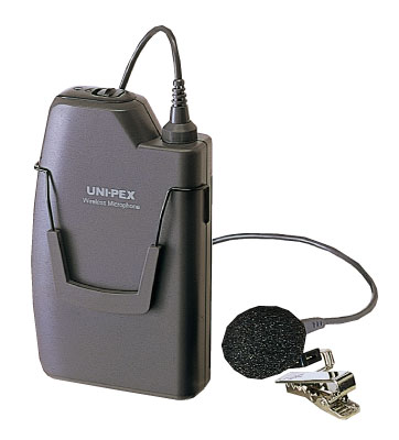 ユニペックス 800MHz帯 ワイヤレスマイク WM-8100A