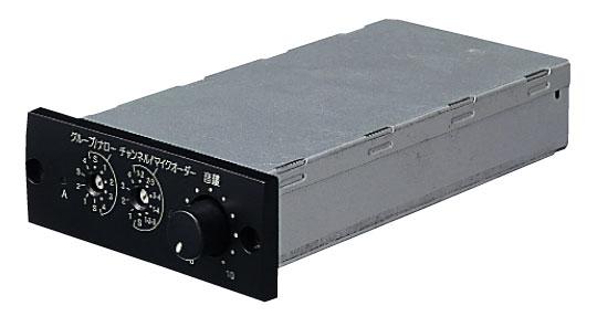 ユニペックス 300MHz帯 ダイバシティワイヤレスチューナーユニット DU-3200A