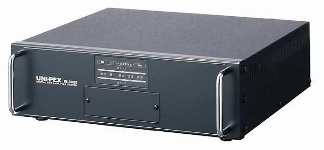 拡声器 ユニペックス パワーアンプ NB-3002D