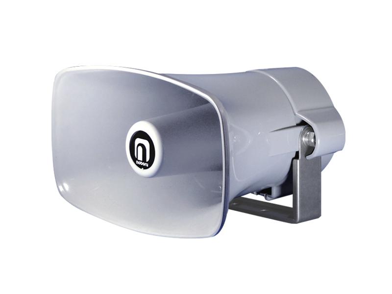 拡声器 ノボル電機 10W 外部突起規制対応 車載スピーカー NP-110G