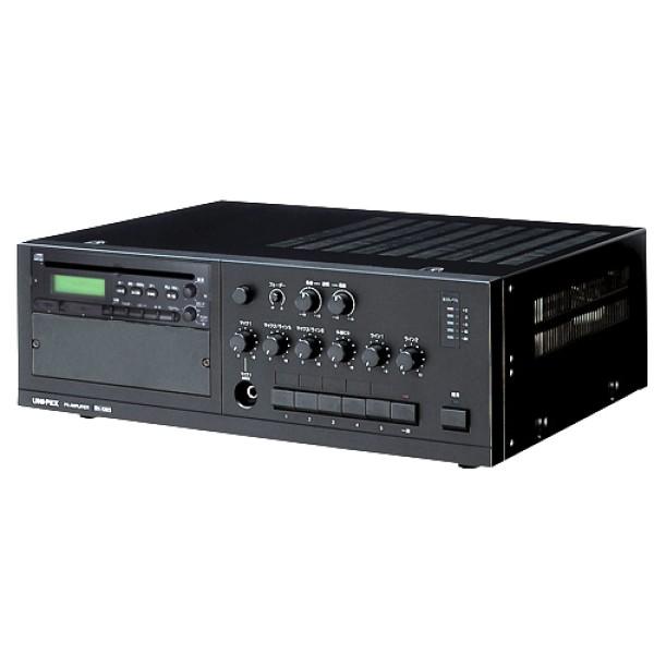 ユニペックス 120W CD・SD・USB付卓上アンプ BX-120DB(旧 BX-120DA)