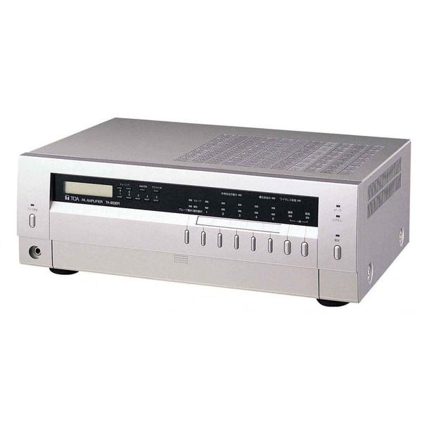 TOA 60W 卓上アンプ TA-2060R ラジオ付き