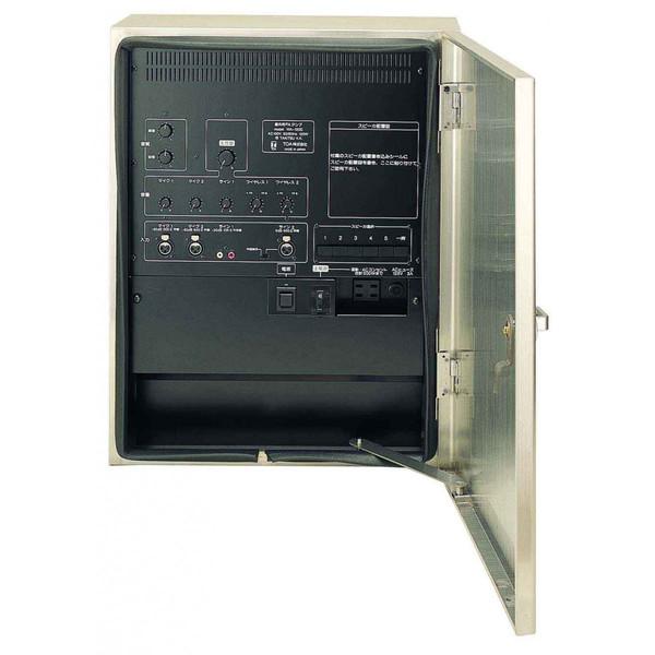 TOA 120W 屋外用アンプ WA-120D