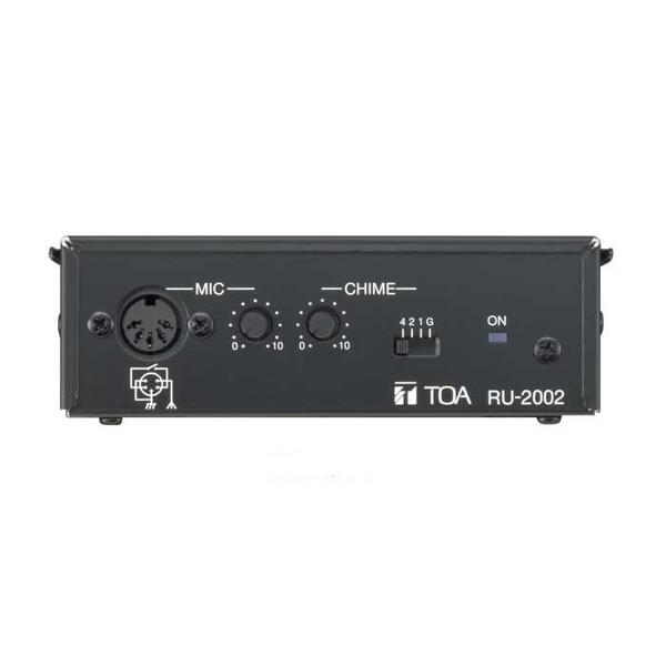 TOA リモートユニット チャイム付き RU-2002