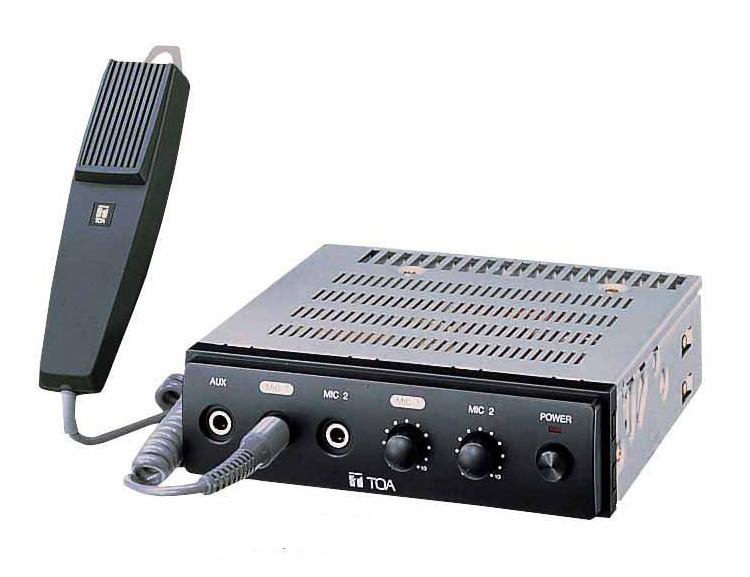 拡声器 TOA 60W 車載用アンプ CA-600DN 選挙は当店におまかせ下さい