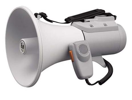 拡声器 TOA ショルダー型メガホン 15W ER-2115