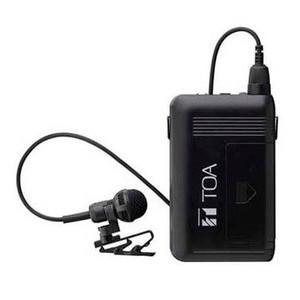 TOA 800MHz帯 ワイヤレスピンマイク WM-1320