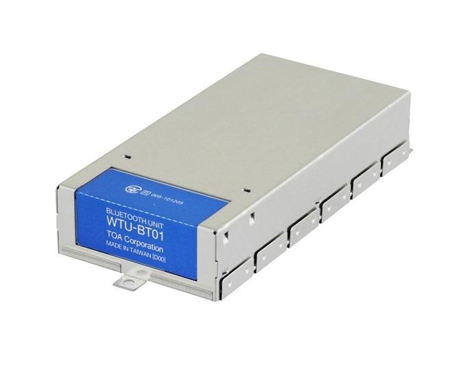お気に入り TOA Bluetoothユニット WTU-BT01 お求めやすく価格改定