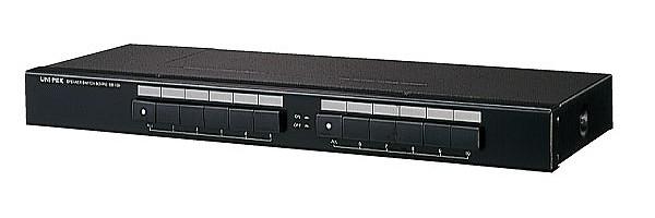ユニペックス 10回線スピーカースイッチボード SB-100