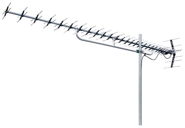 地デジ 高性能UHFアンテナ マスプロ 30素子 LS306