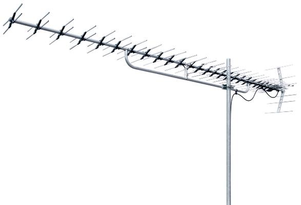 地デジ 超高性能UHFアンテナ マスプロ 30素子 LS306TMH