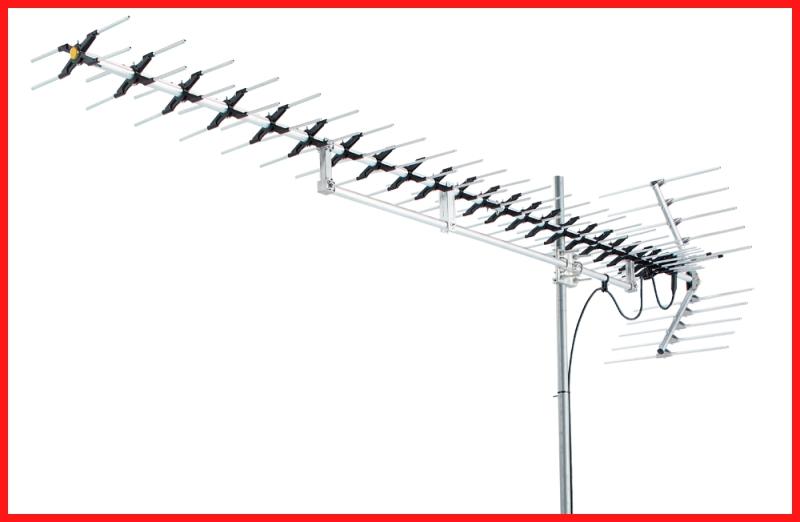 共同受信用 UHFアンテナ マスプロ 27素子 LS27GN 13~52ch