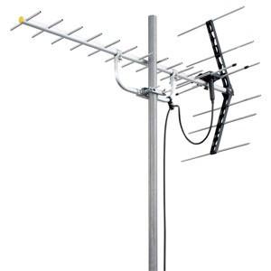 地デジ UHFアンテナ マスプロ U146CST ステンレス製