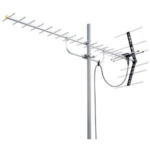 地デジ UHFアンテナ マスプロ U206CST ステンレス製