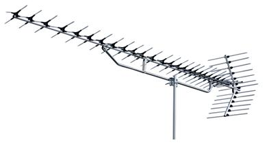 共同受信用 UHFアンテナ DXアンテナ 27素子 ステンレス製 UAX27Y1S