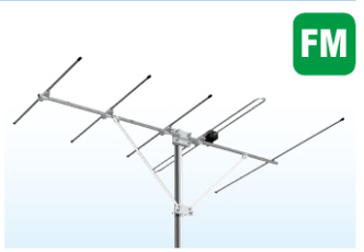 FMアンテナ DXアンテナ 共同受信用 超高層ビル用 YAL5-F3SK
