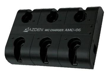ユニペックス 6連マイクチャージャー AMC-06