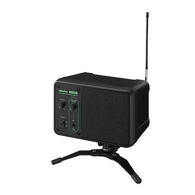 ユニペックス 300MHz帯 ワイヤレスモニタースピーカー WAS-05A