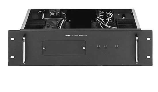 拡声器 ユニペックス 車載用電力アンプ NRA-3004