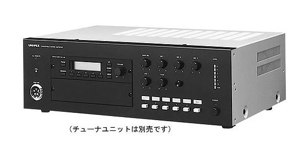 拡声器 ユニペックス 60W 船内指令用アンプ TT-60