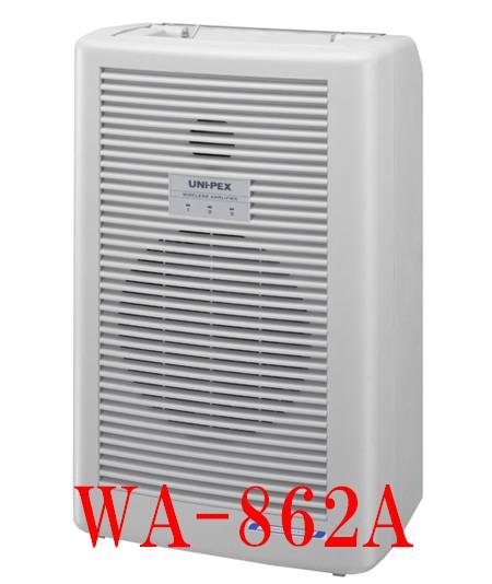 ユニペックス 800MHz帯 ワイヤレスアンプ WA-862A
