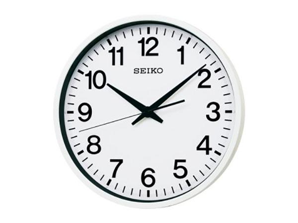 【正規品】セイコー SEIKO CLOCK SEIKO 衛星電波時計 掛け時計 GP201W
