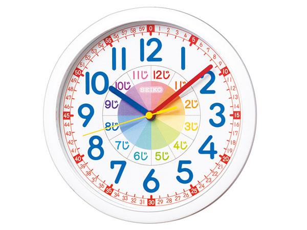 SEIKO SEIKO CLOCK SEIKO cognitive education clock wall clock KX617W