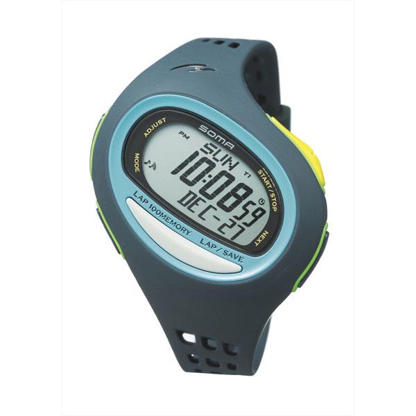 3年保証 正規品 年間定番 ソーマ SOMA ランワン ラージサイズ クォーツ 100SL デジタル 腕時計 RUNONE おすすめ特集 ランニングウォッチ NS08005