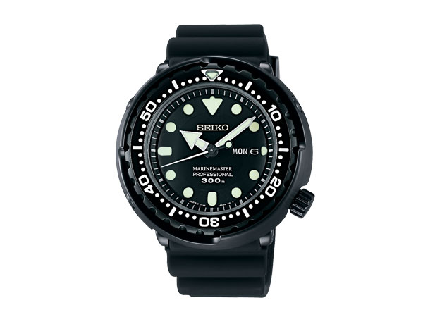 SEIKO Pross pecks Marlene master PROSPEX MARINE MASTER 300m trunk protector diver zouk Oates type men watch SBBN035 out of the saturation dive