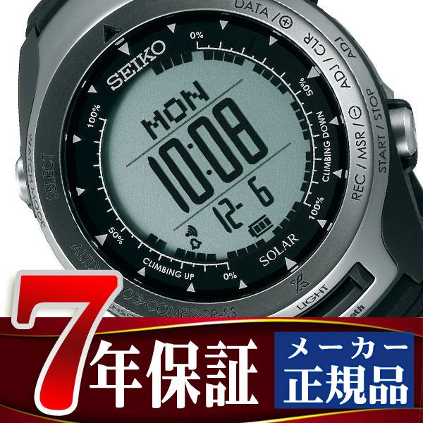 664ebf662b 【SEIKOPROSPEX】セイコープロスペックスアルピニストAlpinistソーラー腕時計Bluetooth通信機能つき三浦