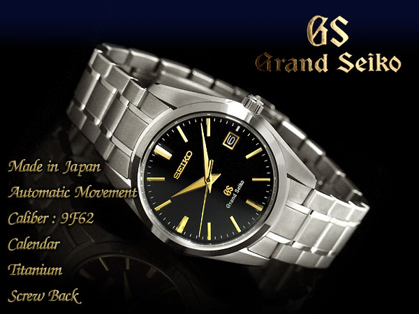 Grand SEIKO quartz men watch SBGX069