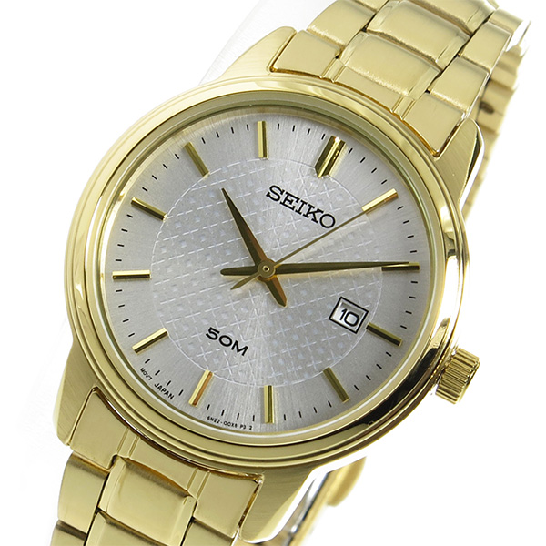 【逆輸入SEIKO】セイコー SEIKO クオーツ レディース 腕時計 SUR744P1 シルバー